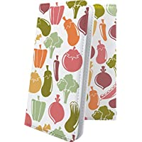 Alcatel PIXI4 手帳型ケース 野菜 ピーマン アルカテル ピクシー イオンモバイル 手帳型ケース ナス pixi 4 玉ねぎ