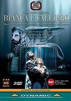 『ビアンカとファッリエーロ』全曲 マルティノーティ演出、パルンボ&ガリシア響、バルチェッローナ、メーリ、他(2005 ステレオ)(2DVD)