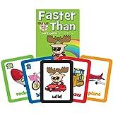 ファスター ザン イングリッシュ カードゲーム 【英語 教材 ゲーム】 Maple Leaf Publishing Faster Than English Card Game