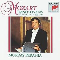 モーツァルト:ピアノ・ソナタ
