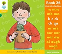 Oxford Reading Tree: Level 5A: Floppy's Phonics: Sounds and Letters: Book 36