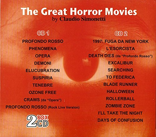Great Horror Movies Claudio Simonetti Butterfly Italy