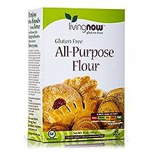 Now Foods All-Purpose Flour, Gluten-Free, 482g