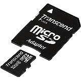 【Amazon.co.jp限定】Transcend microSDHCカード 32GB Class4 (無期限保証) TS32GUSDHC4E (FFP)
