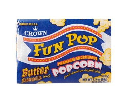 ファンポップ ポップコーンバター風味 99g×12個