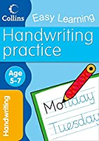 Collins Easy Learning - Handwriting Practice Age 5-7