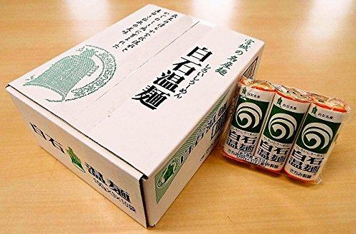 丸吉(まるきち)白石温麺 3束×10袋