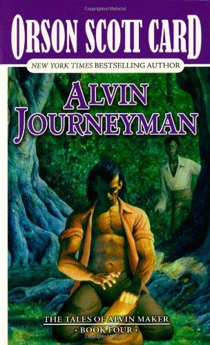 Download Alvin Journeyman (Tales of Alvin Maker) 0812509234