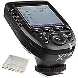 『技適マークを付き』Godox XPro-N i-TTL II フラッシュトリガー 無線Xシステム 32チャンネル 16グループ 支持TTL自動調光1 /8000S HSS高速