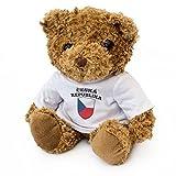 新しい–チェコ国旗–Teddy Bear–かわいいandかわいい–贈り物Present誕生日& # x10C ; eská