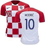 サッカー Croatia (クロアチア) MODRIC ワールドカップ 2018 World Cup ユニフォーム半袖 S