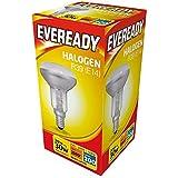10 x 20w (30w) E14 SES Small Edison Screw R39 ECO Halogen(Eveready S11883)