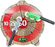 Zing Zax Mega Target Pack;Toy Foam Throwing Axe; Great for Indoor/Outdoor Target Game with Friends and Family,