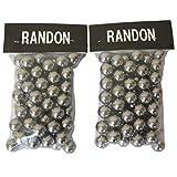 スリングショット 弾 玉 球 ボール パチンコ ゴム スチール 鉄【Randon】 (10mm)