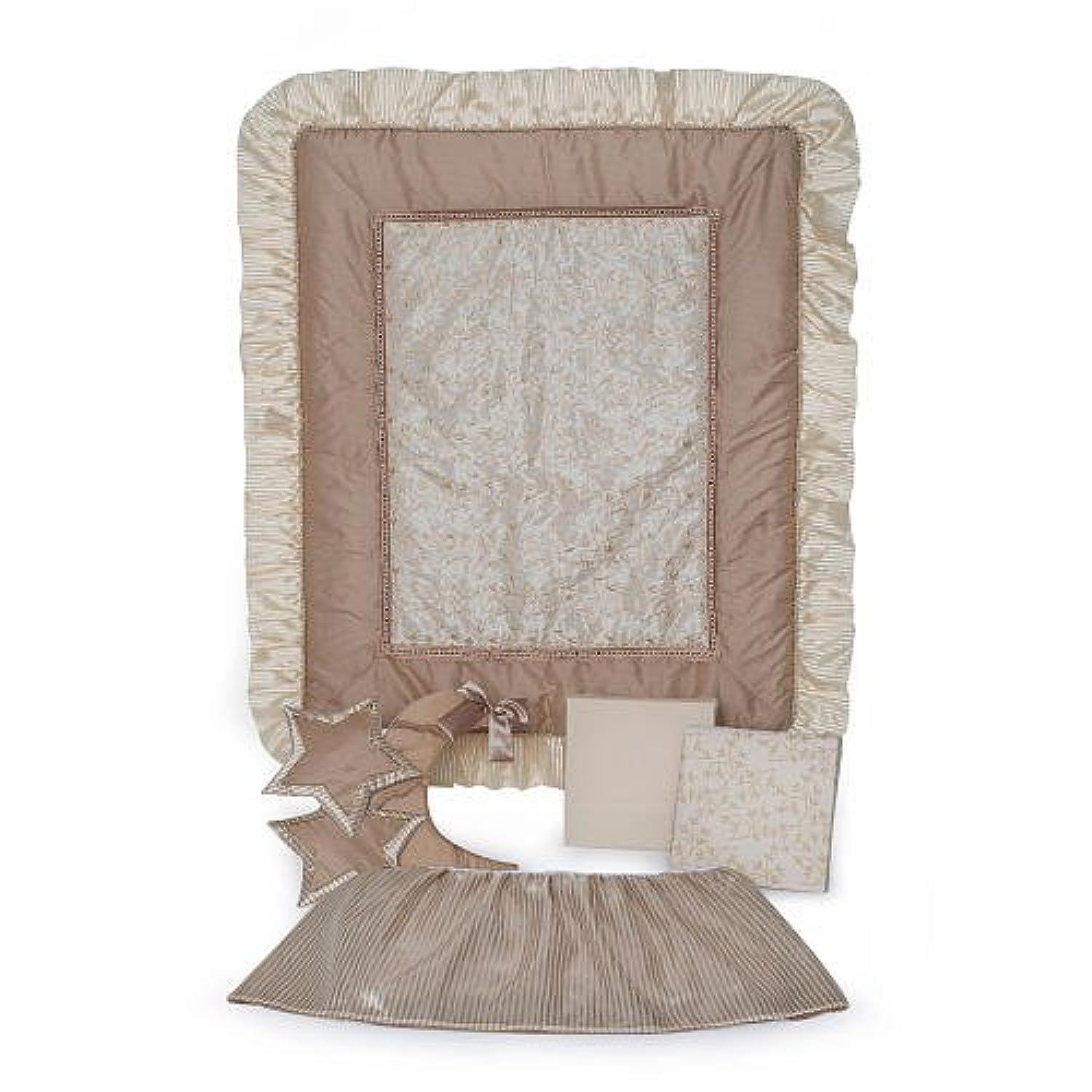 Kidsline Babi Italia Luna 7-pc Neutral Crib Bedding Set by KidsLine