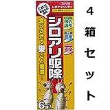 有効成分は昆虫だけに効く脱皮阻害剤です イカリ シロアリハンター シロアリ駆除剤 6個入 4箱セット
