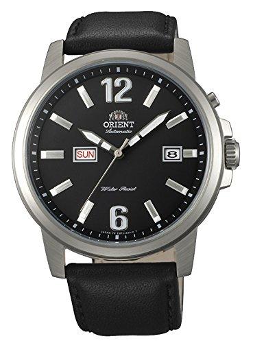 【Amazon.co.jp限定】 自動巻腕時計 海外モデル ブラック SEM7J00BB8 メンズ オリエント