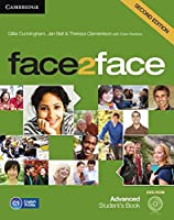 face2face. Student's Book with DVD-ROM. Advanced - Second Edition