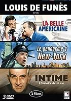 La Belle Americaine/Le Gendarme a New York/Intime [DVD]