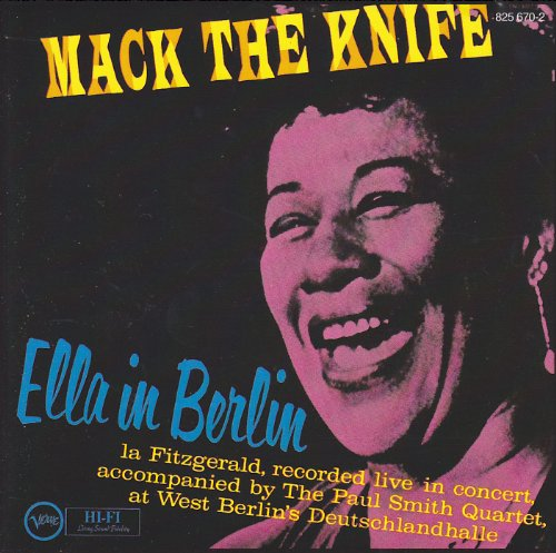 Mack the Knife / Ella in Berlin