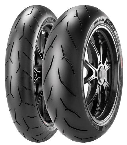 PIRELLI(ピレリ) バイクタイヤ DIABLO ROSSO CORSA リア 190/50ZR17 M/C (73W) チューブレスタイプ(TL) 1734700 二輪 オートバイ用
