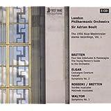 1956 Nixa-Westminster Stereo Recordings Vol.1-Brit