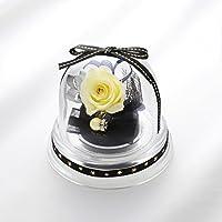 [オハナソムリエ]お花ソムリエ プリザーブドフラワー カラー:5月(エメラルドグリーン) PF-0075-6