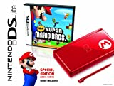 Nintendo DS Lite Limited Edition Red Mario with New Super Mario Bros. by Nintendo [並行輸入品]