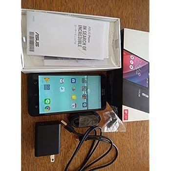 【国内正規品】ASUSTek ZenFone2 ( SIMフリー / Android5.0 / 5.5型ワイド / デュアルmicroSIM / LTE ) (ブラック, 4GB/32GB) ZE551ML-BK32S4