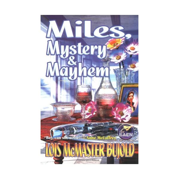 Miles, Mystery & Mayhemの商品画像