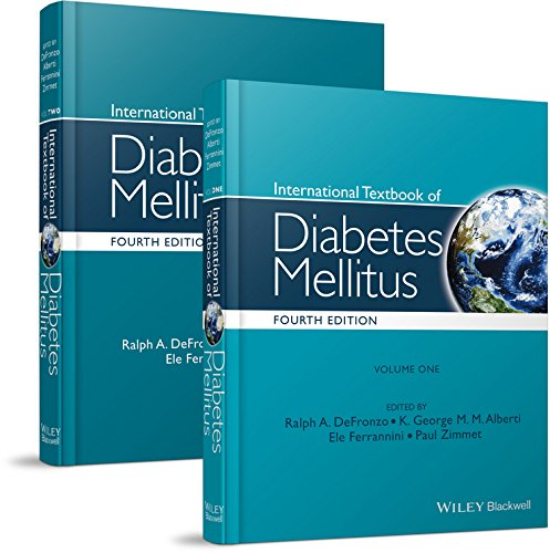 International Textbook of Diabetes Mellitus (English Edition)
