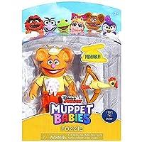 """Fozzie Bear Muppet Babies Poseable Action Figure 2.5"""" [並行輸入品]"""