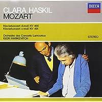 モーツァルト:ピアノ協奏曲第20番・第24番