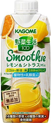 カゴメ 野菜生活100 Smoothie(スムージー) レモ...