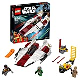Best LEGOはしご - LEGO Star Wars A-Wing Starfighter 75175 Review