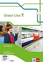 Green Line 1. Workbook mit 2 Audio-CDs und Uebungssoftware. Neue Ausgabe. Bayern: 5. Klasse