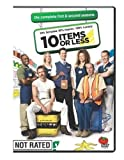 10 Items Or Less: Complete First & Second Seasons [DVD] [Import]