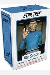 Mr. Spock: Logic & Prosperity Box (Star Trek) by Steve Mockus(2013-11-19) Paperback