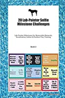 20 Lab-Pointer Selfie Milestone Challenges: Lab-Pointer Milestones for Memorable Moments, Socialization, Indoor & Outdoor Fun, Training Book 3