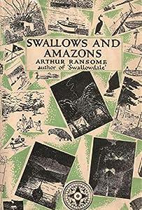 Swallows and Amazons [Swallows and Amazons #1] (English Edition)
