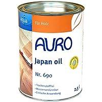 AURO(アウロ) No.690 水性床用ベースワックス 2.5L