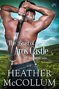 The Beast of Aros Castle (Highland Isles) by [McCollum, Heather]