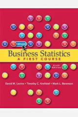 Business Statistics Plus MyStatLab with Pearson eText -- Access Card Package Paperback
