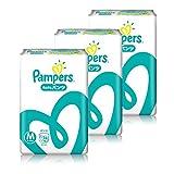 【Amazon.co.jp限定】 【ケース販売】 パンパース オムツ パンツ さらさらパンツ M(6~10kgツ 222枚 (74枚×3パック)