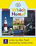 Info Trail Beginner:Which Home? (Literacy Land)