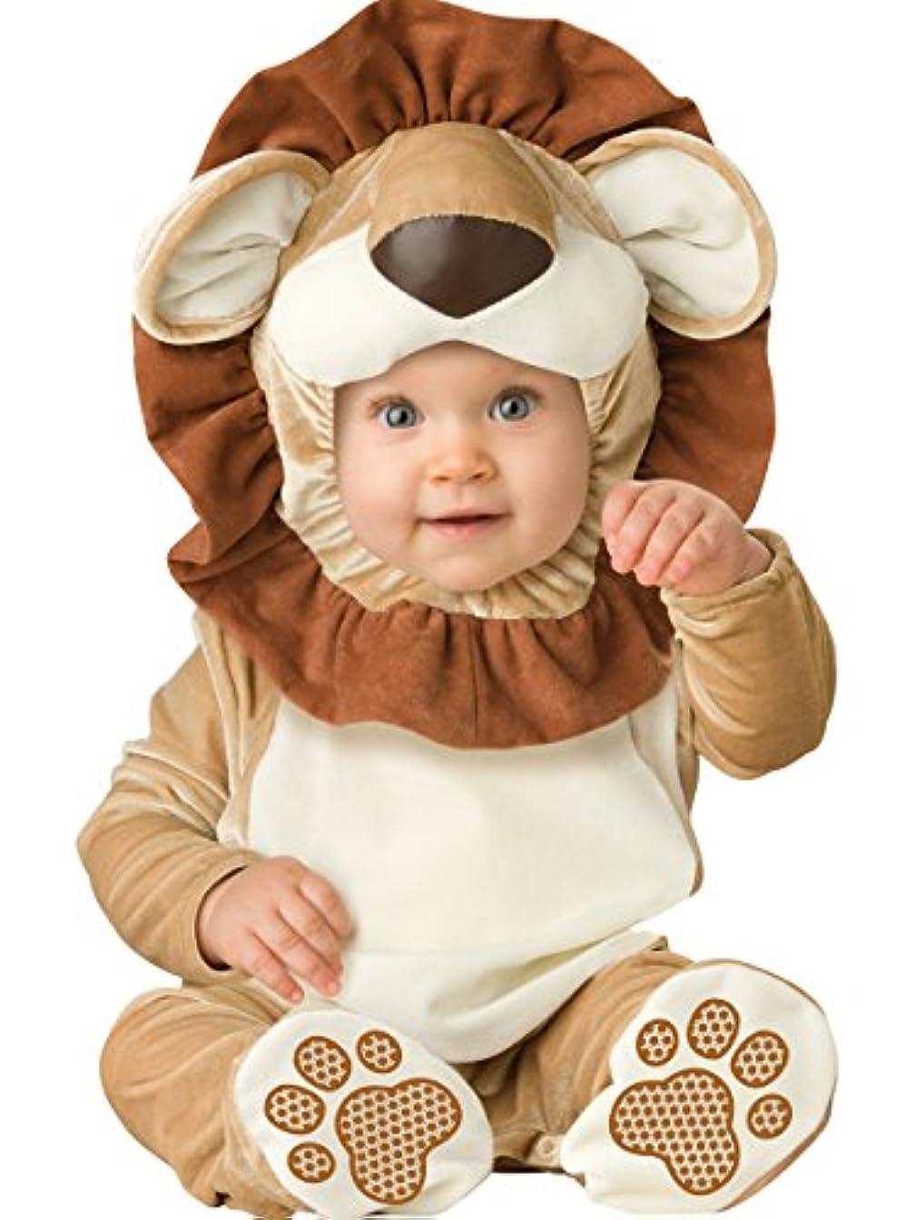 刃課税米国Lovable Lion Infant/Toddler Costume かわいいライオンの赤ちゃん/幼児コスチューム サイズ:18 Months/2T