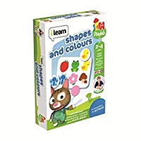 Playlab Jumbo iLearn Shapes and Colours Educational Learning Game by Jumbo Games [並行輸入品]