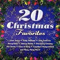 20 Christmas Favorites