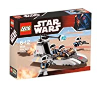 レゴ (LEGO) スター・ウォーズ レベル・スカウト・リパルサー・ビークル 7668