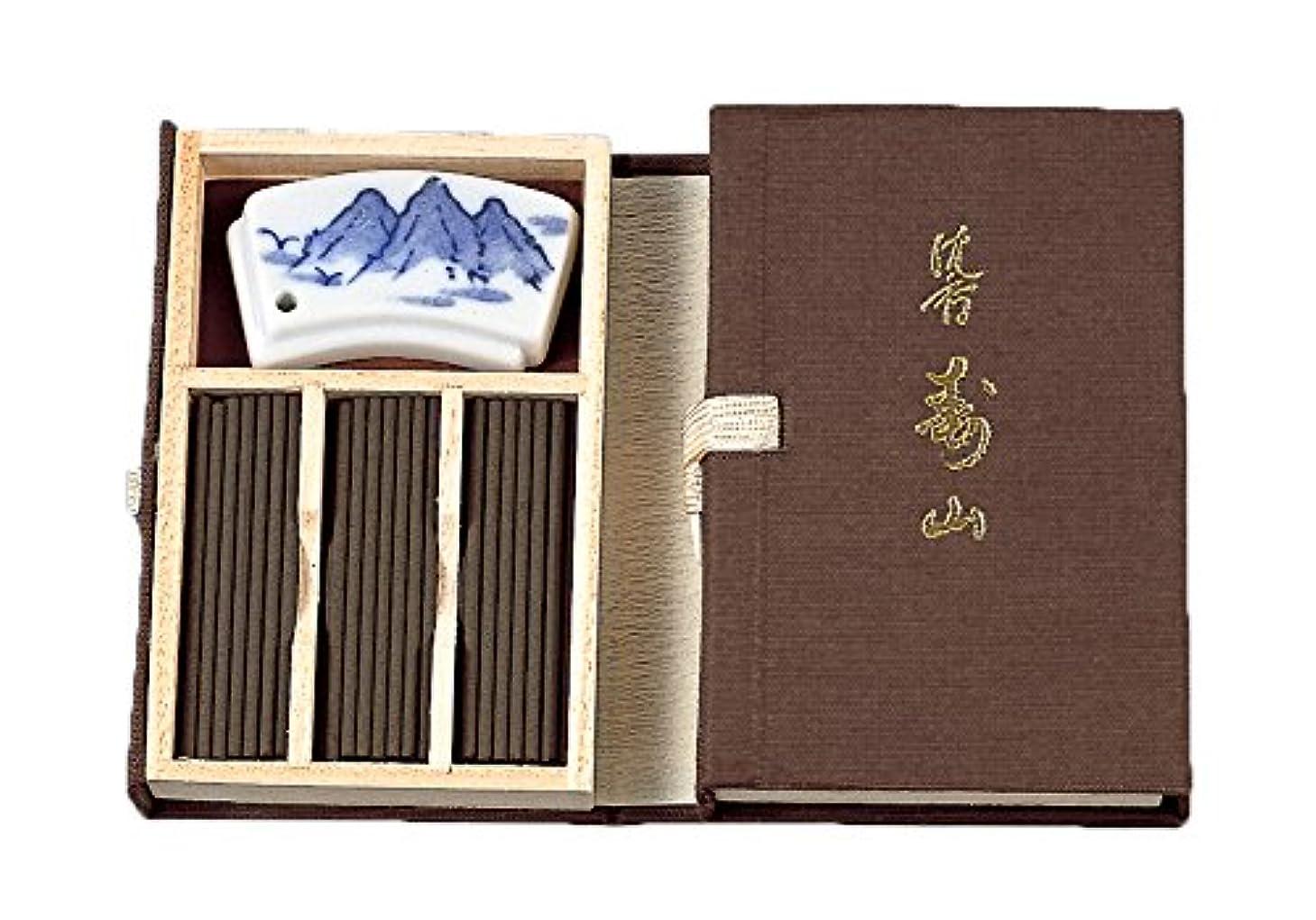 リスリハーサル科学者Nippon Kodo – Jinkoh Juzan – Aloeswood Incense 60 Sticks